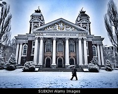 Photo accepted by Stockimo (vanya.bovajo) Tags: stockimo iphonegraphy iphone ivan vasov theater national sofia bulgaria old town ancient architecture bulgarian city traditional travel traveling tourist tourists destination european