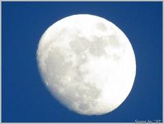 Oklahoma Moon (Snapshots by JD) Tags: moon oklahoma westville