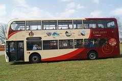 KX08 KZK (Gricerman) Tags: kx08kzk eastkent detling 15443 stagecoach southeastbusfestival