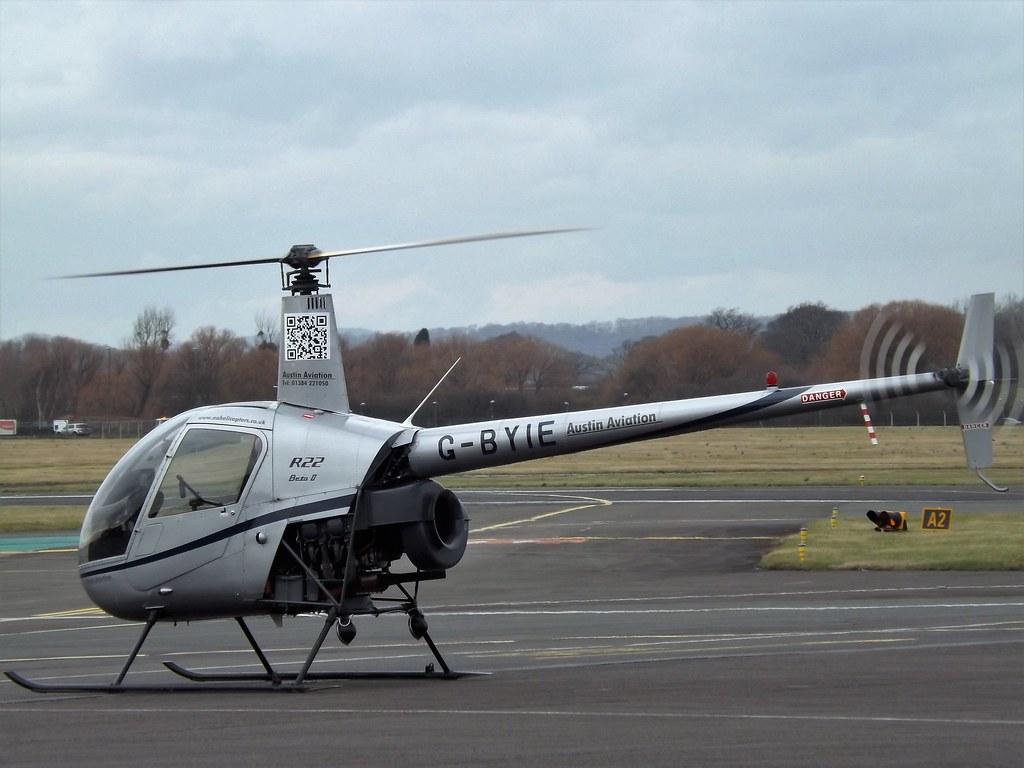 Elicottero R22 : Lezione di meccanica degli elicotteri r