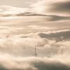 Cloud City (shaymurphy) Tags: dsc7739 wind turbine energy renewable sustainable clouds sky sunset