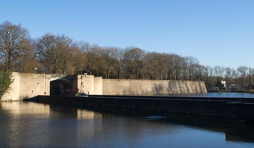 Belgium Ypres  Lille Gate (#0263)