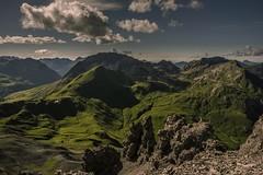 Green Velvet (bandit4czm) Tags: lechtal tirol ausserfern austria zürs kaisers stuttgarterhütte roggspitze alperjurtal almajurtal erlacheralm