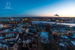 Hamburg Panorama (tobias-d) Tags: skyline panorama walimex 12mm sony a6300 emount