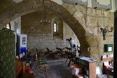 033-20160813_Abberley Norman Church-Worcestershire-inside entrance (originally Vestry) with view through arch to current Church (originally Chancel) (Nick Kaye) Tags: abberley worcestershire england church