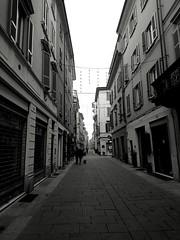 IMG_1482063480018 (Florindo Balkan) Tags: urban architecture fog city noir blackandwhite contrast wideangle mistery italy metaphysics