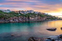 Gordons Bay - 3 (trentbartley) Tags: beautiful beauty colourful colour nature seascape coogee sydney australia amazing water rocks sunrise long exposure