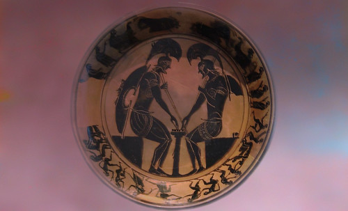 "Petteia - Ludus Latrunculorum  / Iconografía de las civilizaciones helenolatinas • <a style=""font-size:0.8em;"" href=""http://www.flickr.com/photos/30735181@N00/32522206075/"" target=""_blank"">View on Flickr</a>"