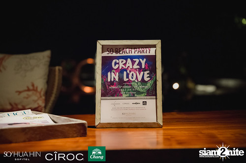 SO Beach Party: Crazy-in-Love