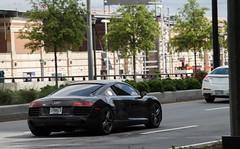 Audi R8 (AJ Ferrari) Tags: atlanta cars ford car mercedes benz martin lotus ferrari exotic mclaren porsche alfa romeo rolls jaguar audi bugatti lamborghini buckhead royce bentley maserati aston spotting r8 pagani carspotting