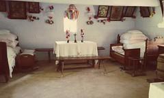 Traditional interiors, shared functions. (Trevor Butcher - Artist) Tags: cottage tradition thebp polandpolskalubelskie trevorbutcher