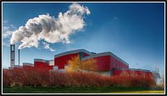 IMG_6297_web (Sjoerd Veltman, Alkmaar) Tags: holland netherlands energy energie nederland waste powerplant alkmaar rood centrale sjoerd wkc huisvuil afval 2015 vuil hvc warmte veltman groenestroom warmtekracht sjoerdveltman wasteenergyplant