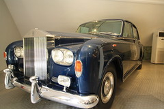 1965 Rolls Royce Phantom (blondinrikard) Tags: travel iran rollsroyce tehran teheran saadabad 2015 thesaadabadpalace