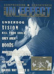 In Effect fanzine (changezine) Tags: zine fanzine punk hardcore rock indie magazine press punkzine punkfanzine straightedge emo mrr flipside diy selfpublished printed printedmatter newsprint indiepress