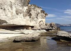 Acantilado Escullos, Parque Natural Cabo de Gata, Almería. (eustoquio.molina) Tags: parque cliff costa de mar cabo playa gata duna almería acantilado fósil escullos