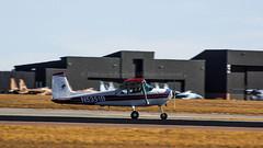 COS Spotting 2008 (Kuby!) Tags: airplane airport nikon colorado d70 general aviation off springs co take 1956 2008 cos cessna spotting 182 kuby kubitschek kcos n5351b 5351b