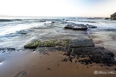 Turimetta beach rocks