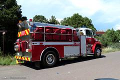 Sedona Fire Department, Station 1 (PhantomPhan1974 Photography) Tags: sedona sed sedonafiredepartment sedonafiredistrict