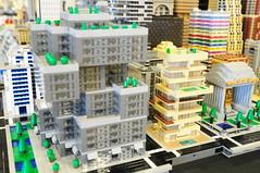 VA BrickFair 2015 Micropolis (EDWW day_dae (esteemedhelga)) Tags: lego bricks minifigs moc afol minifigures micropolis edww daydae esteemedhelga vabrickfair2015brickfair