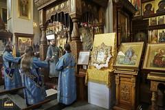 9. Solemn Seeing-off of the Svyatogorsk Icon of the Mother of God to Kiev / Торжественные проводы Святогорской иконы Божией Матери в Киев