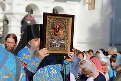 88. The blessing of water on the day of the Svyatogorsk icon of the Mother of God / Водосвятный молебен в день празднования Святогорской иконы Божией Матери
