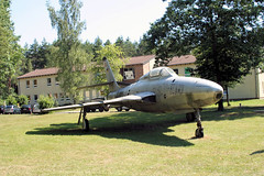 "RF-84F Thunderflash 3 • <a style=""font-size:0.8em;"" href=""http://www.flickr.com/photos/81723459@N04/20255823401/"" target=""_blank"">View on Flickr</a>"
