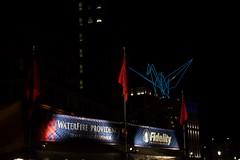 Fidelity Neon Crane