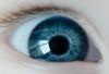 Baby Blue Eyes (pedanticsemantic) Tags: lashes pupil iris eyeball baby blue eye catchlight itsalive macromondays macro nikon d7000 105mm