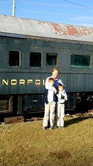 2016-12-07_10-25-01 (babyfella2007) Tags: jason taylor michelle grant carson pullman train car fairfield county sc south carolina museum vintage rail railroad old winnsboro midlands passenger