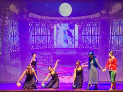 17034 - La danza delle Fate (Diego Rosato) Tags: pinocchio spettacolo show teatro theater nikon d700 85mm rawtherapee dance ballo musical canzone song fate fairies fata turchina