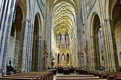 Majestic Prague Cathedral (somabiswas) Tags: prague cathedral czechrepublic saariysqualitypictures
