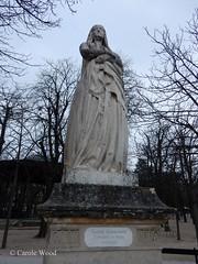 Jardin du Luxembourg (Fontaines de Rome) Tags: paris jardin luxembourg sainte geneviève michel louis victor mercier