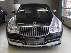 2011 Maybach 57 S Coupé (harry_nl) Tags: netherlands nederland 2017 waardenburg maybach 57s coupé xenatec cruisero thijstimmermans