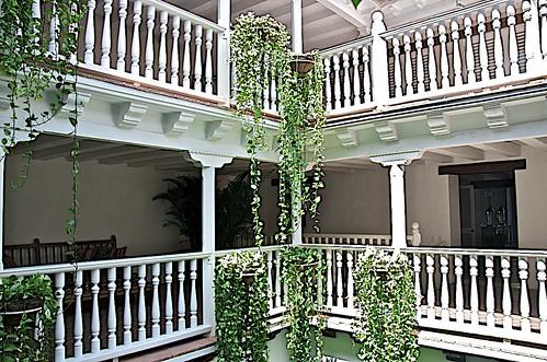 Cartagena, Colombia, Hotel Don Sancho