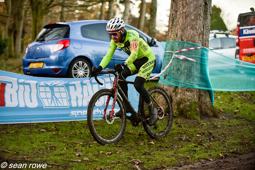 Kinning Cycles Xcross league 2016 - Hazelbank Park