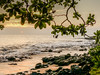 Maui, Hawaii (Marian Pollock (Weiler)) Tags: hawaii maui sunset trees dusk ocean waves rocks beach usa reflections ree