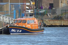 Montrose RNLI Lifeboat 13-10 Ian Grant Smith