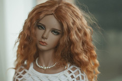 Annabelle (daggry_saga) Tags: abjd bjd balljointeddoll doll iplehouse sid marien tan skin light brown