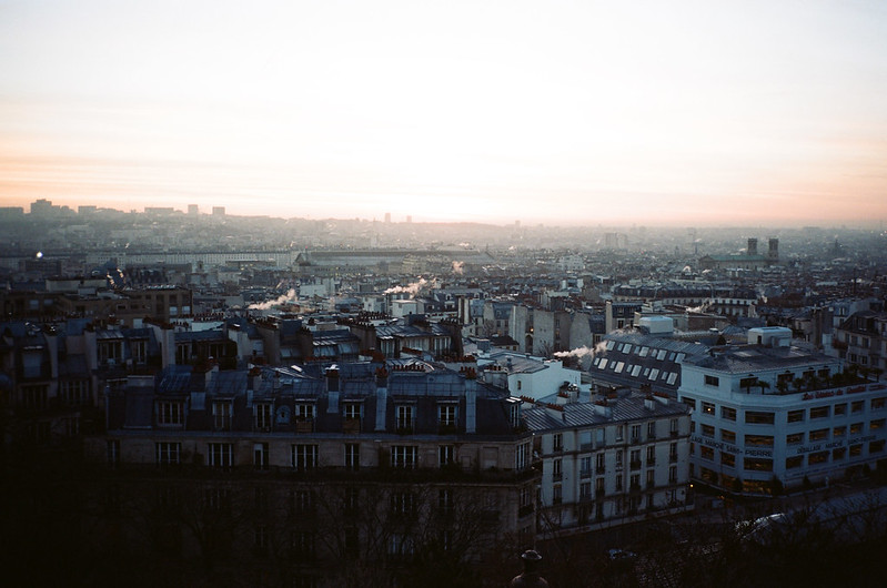 Mornin  Paris.