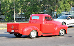 1947-1950 Chevrolet 3100 (SPV Automotive) Tags: 1947 1948 1949 1950 chevrolet 3100 pickup truck classic car red hot rod