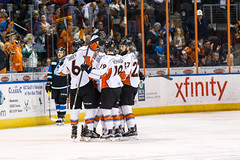 "Missouri Mavericks vs. Wichita Thunder, January 6, 2017, Silverstein Eye Centers Arena, Independence, Missouri.  Photo: John Howe / Howe Creative Photography • <a style=""font-size:0.8em;"" href=""http://www.flickr.com/photos/134016632@N02/32191516036/"" target=""_blank"">View on Flickr</a>"
