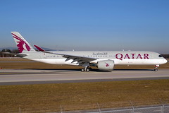 Qatar - A350-941, A7-ALJ (Bernd 2011) Tags: qatar airbus a350 941 a350941 a359 a7alj fra eddf fraport plane aviation taxiing