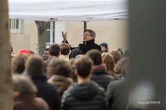 Jean-Luc Melanchon (foobiker92) Tags: diffusionduprogrammel'avenirencommunjeanlucmelanchon jeanluc mélenchon insoumis