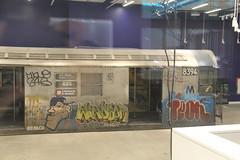 IMG_5181 (GojiMet86) Tags: mta bmt nyc new york city subway train 1961 r30 8394 asics store times square 42nd street
