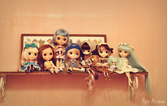 Doll Meeting with Cora