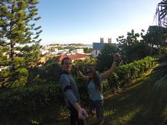 Photo de 14h - Devant l'auberge à Nouméa (Nouméa, Nouvelle-Calédonie) - 25.05.2014