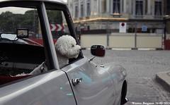 Nubi (XBXG) Tags: auto old paris france classic car vintage french automobile id ds citron voiture 1967 frankrijk 19 ancienne tiburn snoek citronds desse franaise strijkijzer 60ansdelads dl184ck