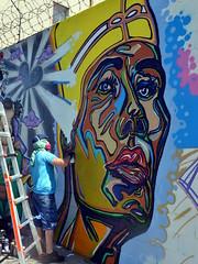 Grafstract Expressionism (Eddie C3) Tags: newyorkcity streetart art graffiti graffitiartist fumero astoriaqueens wellingcourt wellingcourtmuralproject fumeroism 6thannualwellingcourtmuralproject