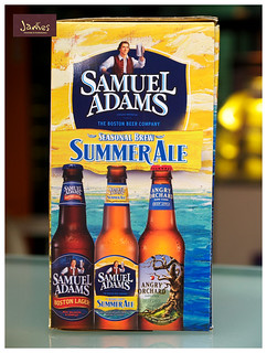 Samuel Adams BEERS OF Summer 美國Samuel Adams夏日限定精釀啤酒組6入 330ml_20150623_NT$398_USA_6231409__Neoimage