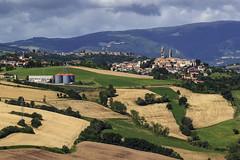 Orciano di Pesaro (L.Rondelli) Tags: canon eos tamron cpl pu 550d orciano 70300vc